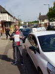 Jack Keeling passed with Craig Polles Driver Training