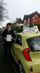 Jack McGrail passed with Craig Polles Driver Training