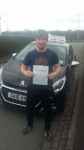 Jack Whitley passed with Craig Polles Driver Training