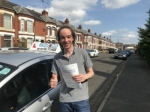 Jacob Lewis passed with Craig Polles Driver Training