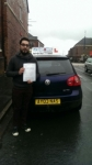 Jahangir Yousaf passed with Craig Polles Driver Training