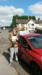 Jake Brereton passed with Craig Polles Driver Training