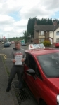 Jake Johnson passed with Craig Polles Driver Training
