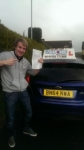 James Bagguley passed with Craig Polles Driver Training