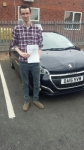 James Groves passed with Craig Polles Driver Training
