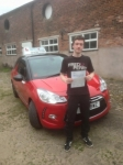 James Morris passed with Craig Polles Driver Training