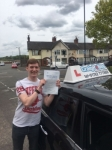James Read passed with Craig Polles Driver Training