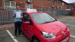 Jamie Mollart passed with Craig Polles Driver Training