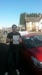 Jason Marsh passed with Craig Polles Driver Training