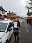 Jemma Hanson passed with Craig Polles Driver Training