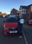 Jennifer Proudlove passed with Craig Polles Driver Training