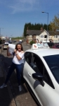 Jessica Benbow passed with Craig Polles Driver Training