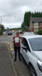 Jessica Garside passed with Craig Polles Driver Training