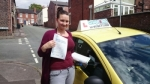 Jessica Goodridge passed with Craig Polles Driver Training