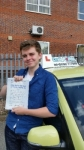 Jimmy Newman passed with Craig Polles Driver Training