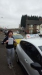 Jodie Braxton passed with Craig Polles Driver Training