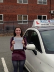 Jodie Yearsley passed with Craig Polles Driver Training