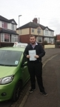 Joe Biddulph passed with Craig Polles Driver Training