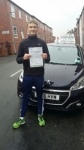 Joe Podmore passed with Craig Polles Driver Training
