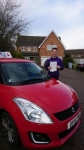 Joe Speakman passed with Craig Polles Driver Training