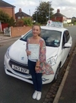 Jolan Gallimore passed with Craig Polles Driver Training