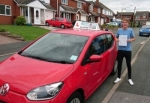 Jordan Benton passed with Craig Polles Driver Training