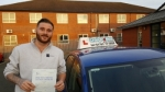 Jordan Condliffe passed with Craig Polles Driver Training