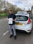 Jordan Day passed with Craig Polles Driver Training