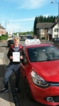 Jordan Page passed with Craig Polles Driver Training