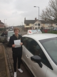 Jordon Hackney passed with Craig Polles Driver Training