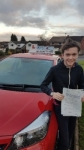 Josef Billington passed with Craig Polles Driver Training