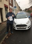 Josh Campbell passed with Craig Polles Driver Training