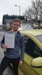 Josh Jackson passed with Craig Polles Driver Training