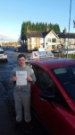 Josh Pugh passed with Craig Polles Driver Training