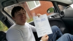 Josh Wilkes passed with Craig Polles Driver Training