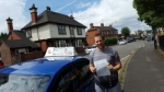 Karl Morley passed with Craig Polles Driver Training