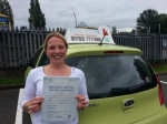 Kath passed with Craig Polles Driver Training