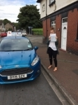 Kathrin Hymers passed with Craig Polles Driver Training
