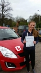 Katie Gibbins passed with Craig Polles Driver Training