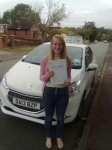 Katie Melling passed with Craig Polles Driver Training