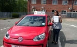 Kavitha Pai passed with Craig Polles Driver Training