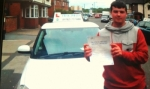 Kearan Wilkes passed with Craig Polles Driver Training