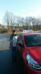 Kellie Hollis passed with Craig Polles Driver Training