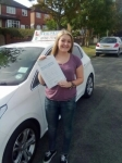 Kelly Johnson passed with Craig Polles Driver Training
