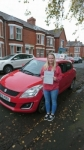 Kerri-Anne Williams passed with Craig Polles Driver Training