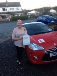 Kerry Craddock passed with Craig Polles Driver Training
