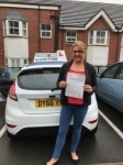 Kerry Watson passed with Craig Polles Driver Training