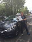 Kevin Pattinson passed with Craig Polles Driver Training