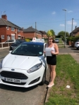 Kia Hudson passed with Craig Polles Driver Training