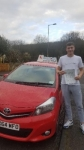 Kieran Bebbington passed with Craig Polles Driver Training